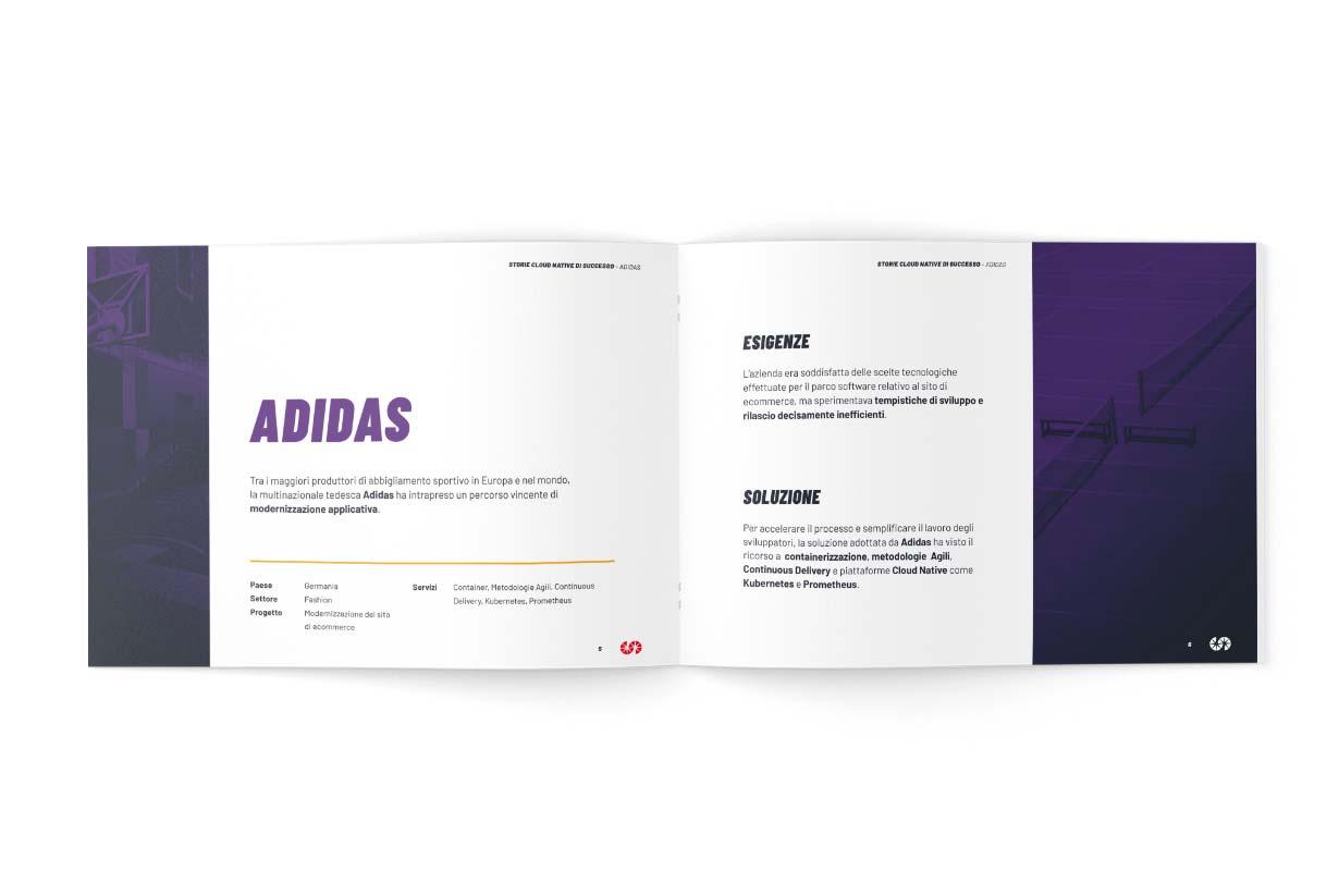 Case history Cloud Native Adidas